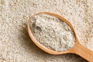 Mehl aus vollem Korn